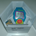 Reebok Pump Watch CL99 Blue new boxed RRP £89.99
